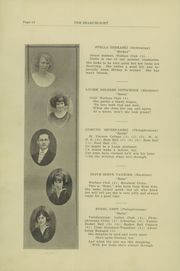 Page 12, 1923 Edition, West Newton High School - Searchlight Yearbook (West Newton, PA) online yearbook collection