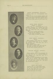 Page 14, 1923 Edition, West Newton High School - Searchlight Yearbook (West Newton, PA) online yearbook collection