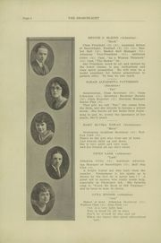 Page 6, 1923 Edition, West Newton High School - Searchlight Yearbook (West Newton, PA) online yearbook collection