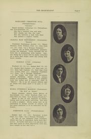 Page 7, 1923 Edition, West Newton High School - Searchlight Yearbook (West Newton, PA) online yearbook collection