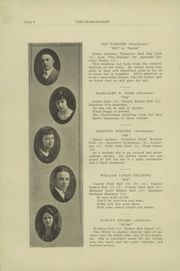 Page 8, 1923 Edition, West Newton High School - Searchlight Yearbook (West Newton, PA) online yearbook collection