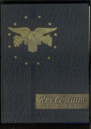 1943 Edition, Jenner Boswell Joint High School - Rex Collium Yearbook (Boswell, PA)
