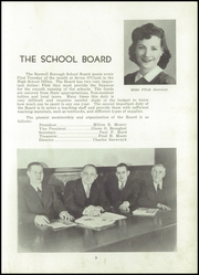 Page 13, 1945 Edition, Jenner Boswell Joint High School - Rex Collium Yearbook (Boswell, PA) online yearbook collection