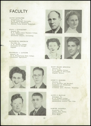 Page 16, 1945 Edition, Jenner Boswell Joint High School - Rex Collium Yearbook (Boswell, PA) online yearbook collection