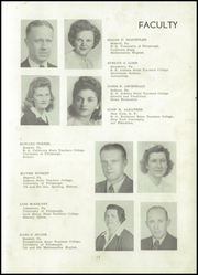Page 17, 1945 Edition, Jenner Boswell Joint High School - Rex Collium Yearbook (Boswell, PA) online yearbook collection
