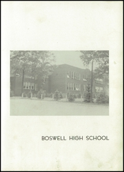 Page 9, 1945 Edition, Jenner Boswell Joint High School - Rex Collium Yearbook (Boswell, PA) online yearbook collection