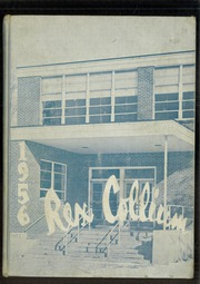 1956 Edition, Jenner Boswell Joint High School - Rex Collium Yearbook (Boswell, PA)