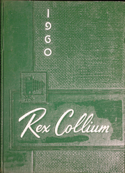 1960 Edition, Jenner Boswell Joint High School - Rex Collium Yearbook (Boswell, PA)