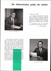 Page 12, 1960 Edition, Jenner Boswell Joint High School - Rex Collium Yearbook (Boswell, PA) online yearbook collection