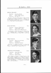 Page 12, 1933 Edition, Ambler High School - Pinnacle Yearbook (Ambler, PA) online yearbook collection