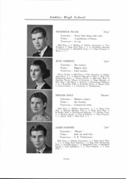 Page 13, 1933 Edition, Ambler High School - Pinnacle Yearbook (Ambler, PA) online yearbook collection