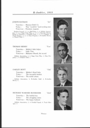 Page 14, 1933 Edition, Ambler High School - Pinnacle Yearbook (Ambler, PA) online yearbook collection