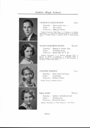 Page 15, 1933 Edition, Ambler High School - Pinnacle Yearbook (Ambler, PA) online yearbook collection