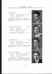 Page 16, 1933 Edition, Ambler High School - Pinnacle Yearbook (Ambler, PA) online yearbook collection