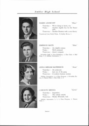 Page 17, 1933 Edition, Ambler High School - Pinnacle Yearbook (Ambler, PA) online yearbook collection