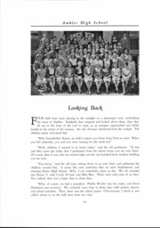 Page 7, 1933 Edition, Ambler High School - Pinnacle Yearbook (Ambler, PA) online yearbook collection