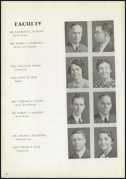Page 10, 1939 Edition, Ambler High School - Pinnacle Yearbook (Ambler, PA) online yearbook collection