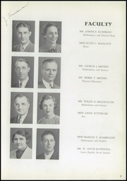 Page 11, 1939 Edition, Ambler High School - Pinnacle Yearbook (Ambler, PA) online yearbook collection