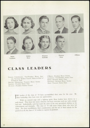 Page 14, 1939 Edition, Ambler High School - Pinnacle Yearbook (Ambler, PA) online yearbook collection