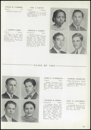 Page 17, 1939 Edition, Ambler High School - Pinnacle Yearbook (Ambler, PA) online yearbook collection