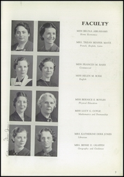 Page 9, 1939 Edition, Ambler High School - Pinnacle Yearbook (Ambler, PA) online yearbook collection