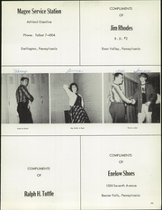 Northwestern High School - Panther Yearbook (Darlington, PA) online yearbook collection, 1959 Edition, Page 63