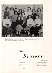 Page 11, 1950 Edition, Abington Friends School - Outward Bound Yearbook (Jenkintown, PA) online yearbook collection