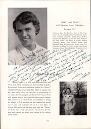 Page 14, 1950 Edition, Abington Friends School - Outward Bound Yearbook (Jenkintown, PA) online yearbook collection