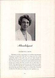 Page 9, 1950 Edition, Abington Friends School - Outward Bound Yearbook (Jenkintown, PA) online yearbook collection