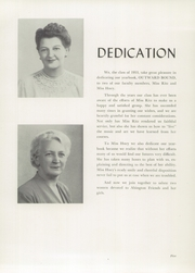 Page 9, 1953 Edition, Abington Friends School - Outward Bound Yearbook (Jenkintown, PA) online yearbook collection