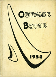 Abington Friends School - Outward Bound Yearbook (Jenkintown, PA) online yearbook collection, 1954 Edition, Page 1
