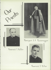 Page 13, 1954 Edition, St Basil High School - Basilite Yearbook (Pittsburgh, PA) online yearbook collection