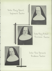 Page 17, 1954 Edition, St Basil High School - Basilite Yearbook (Pittsburgh, PA) online yearbook collection