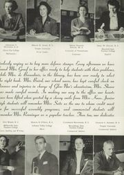 Page 12, 1945 Edition, Glen Nor High School - Kings Highway Yearbook (Glenolden, PA) online yearbook collection