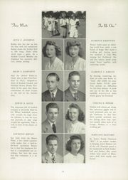 Page 16, 1945 Edition, Glen Nor High School - Kings Highway Yearbook (Glenolden, PA) online yearbook collection