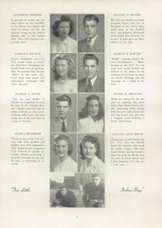 Page 17, 1945 Edition, Glen Nor High School - Kings Highway Yearbook (Glenolden, PA) online yearbook collection