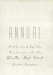 Page 5, 1945 Edition, Glen Nor High School - Kings Highway Yearbook (Glenolden, PA) online yearbook collection