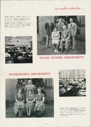 Page 15, 1950 Edition, West View High School - Westvian Yearbook (West View, PA) online yearbook collection