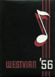 Page 1, 1956 Edition, West View High School - Westvian Yearbook (West View, PA) online yearbook collection