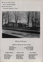 Page 13, 1952 Edition, Townville High School - Memories Yearbook (Townville, PA) online yearbook collection