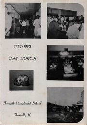 Page 5, 1952 Edition, Townville High School - Memories Yearbook (Townville, PA) online yearbook collection