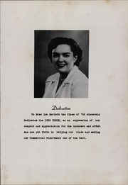Page 9, 1952 Edition, Townville High School - Memories Yearbook (Townville, PA) online yearbook collection