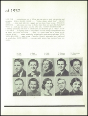 Page 15, 1937 Edition, New Cumberland High School - Shawnee Yearbook (New Cumberland, PA) online yearbook collection