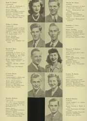 Page 12, 1942 Edition, New Cumberland High School - Shawnee Yearbook (New Cumberland, PA) online yearbook collection
