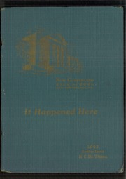 1943 Edition, New Cumberland High School - Shawnee Yearbook (New Cumberland, PA)