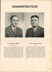 Page 17, 1951 Edition, New Cumberland High School - Shawnee Yearbook (New Cumberland, PA) online yearbook collection