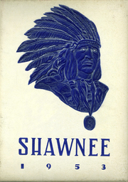 1953 Edition, New Cumberland High School - Shawnee Yearbook (New Cumberland, PA)