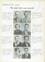 Page 15, 1955 Edition, New Cumberland High School - Shawnee Yearbook (New Cumberland, PA) online yearbook collection
