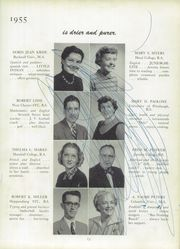 Page 17, 1955 Edition, New Cumberland High School - Shawnee Yearbook (New Cumberland, PA) online yearbook collection