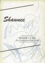 Page 5, 1955 Edition, New Cumberland High School - Shawnee Yearbook (New Cumberland, PA) online yearbook collection